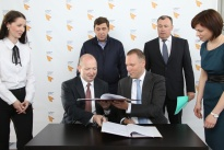 Titanium Valley SEZ and the VSMPO-AVISMA Corporation have signed a cooperation agreement