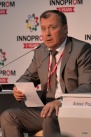 Benefits and capabilities to create joint ventures were discussed at Innoprom 2014